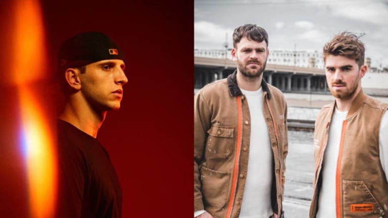 The Chainsmokers and Illenium Debut New Collab at Ultra Music Festival