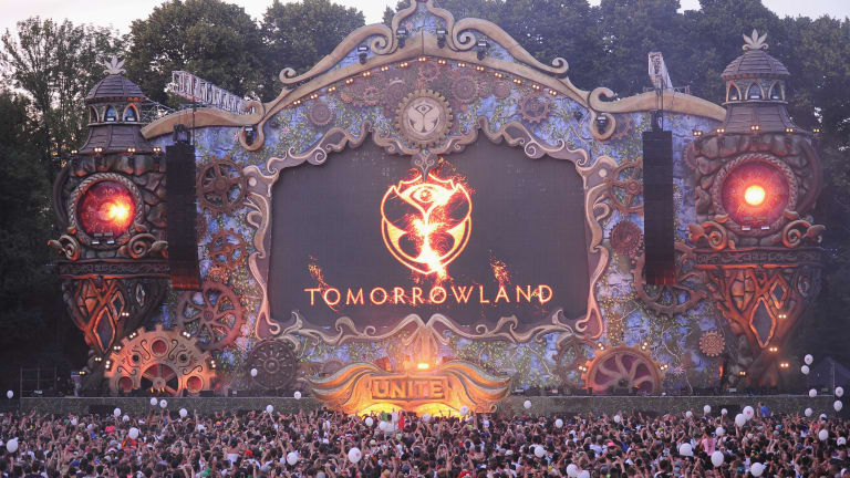 Tomorrowland Announces 2019 UNITE Locations