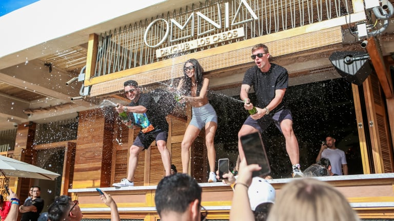 OMNIA Los Cabos Celebrates First Anniversary with Massive Lineup