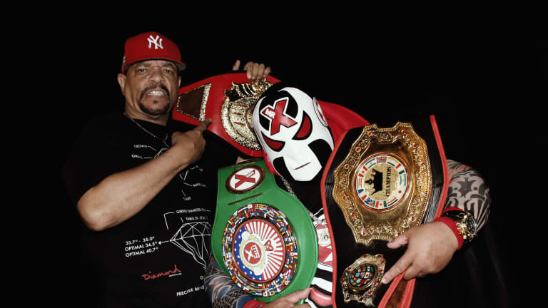 Ice-T and Mr. X Host Special Event at Schimanski in Brooklyn on April 25th for New Record Label, Electronic Beat Empire