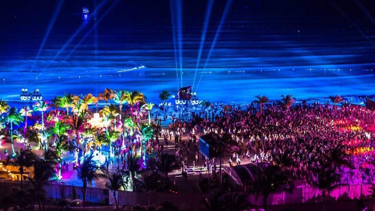 ODESZA Share Stunning SUNDARA Festival Aftermovie