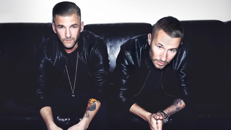 Galantis & Yellow Claw Team Up for Pop-Trap Collaboration