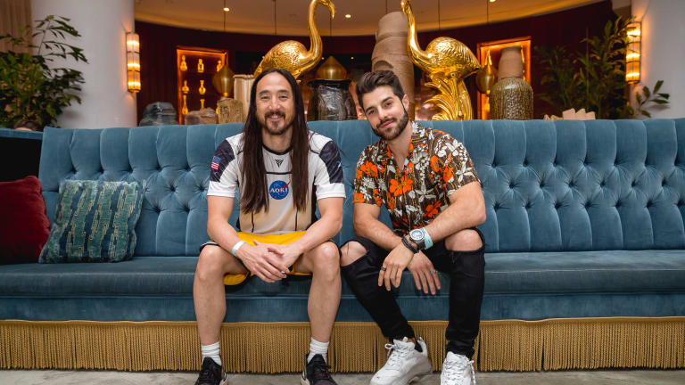 "Steve Aoki and Alok Pay Homage to The Chemical Brothers with Revival of ""Do It Again"""