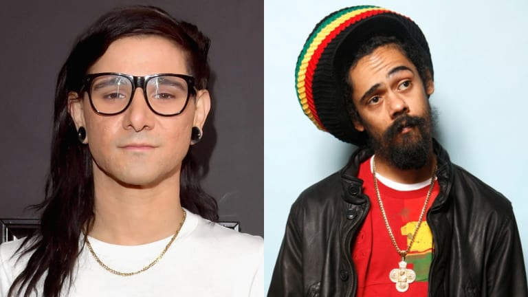 """On This Day in Dance Music History: Skrillex and Damian Marley Released """"Make It Bun Dem"""""""