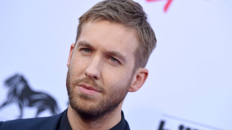 Sony Financial Report Reveals New Calvin Harris is on the Way