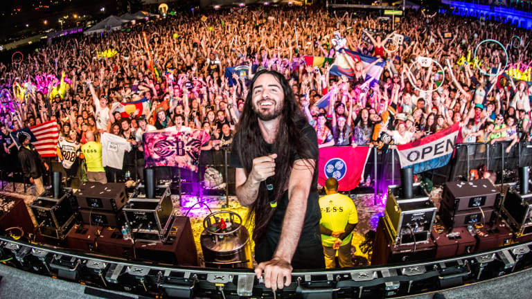 Bassnectar Announces Cancellation of All Remaining Special Events In 2020