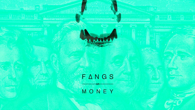 "FANGS Drops Intoxicating New Single, ""Money"""
