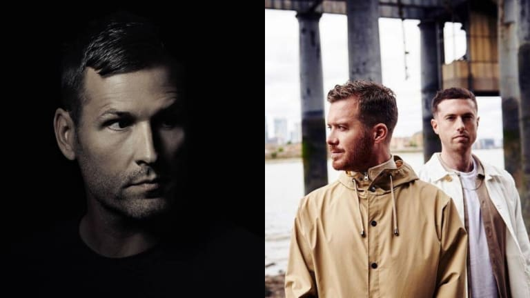 Kaskade and Gorgon City Tease Upcoming Collab
