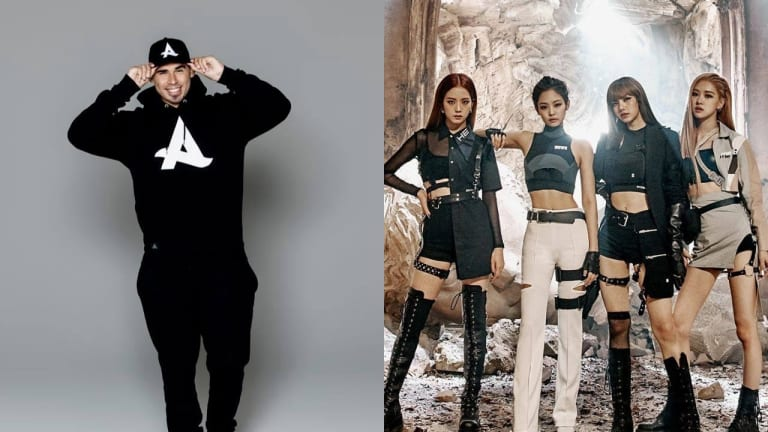 Afrojack Wants to Collab with K-pop Group BLACKPINK