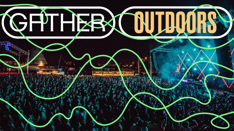 Gather Outdoors Announces Full Lineup With Jamie XX, Maya Jane Coles, James Murphy, MK and more