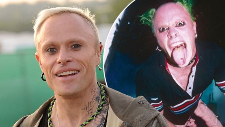 Keith Flint's Autopsy Report Shows He Had Drugs in His System