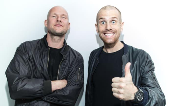 "Dada Life Reveals New Label, Crash & Smile, Debuts Single ""Rumble Slow"""