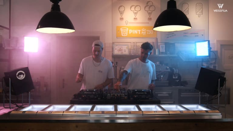 Watch Mat.Joe Debut New Dirtybird Track and More from a Berlin Gelato Shop [Video Premiere]