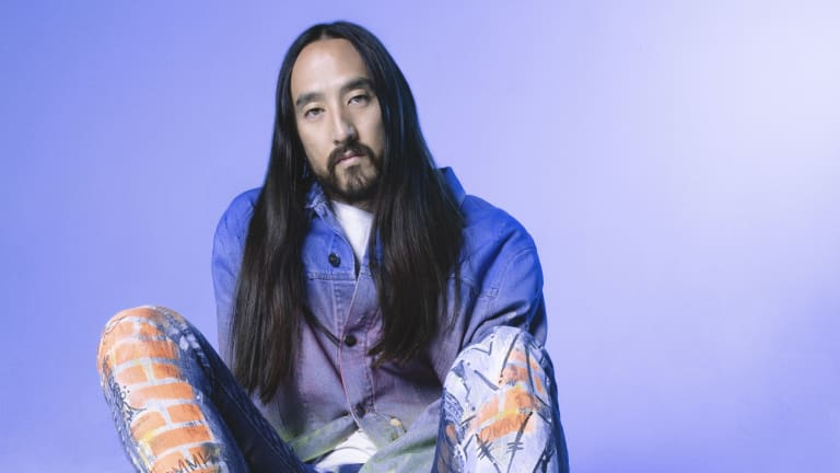 Steve Aoki Delivers Virtual DJ Set for IE University's Graduation Night