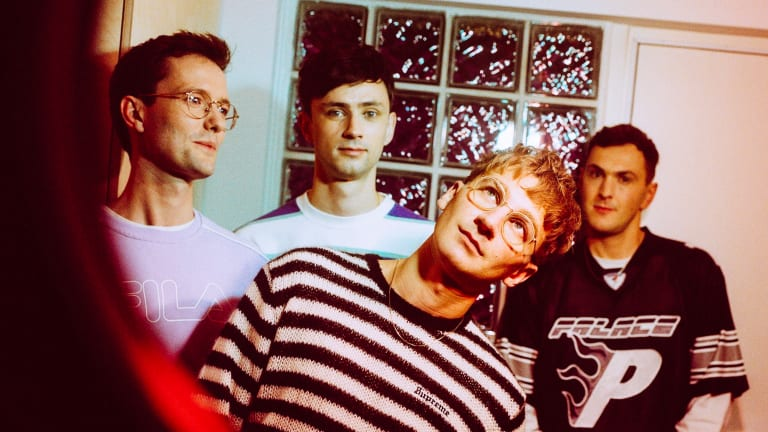 Indie-Electronic Band Glass Animals Request 3D Head Scans from Fans for New Music Video