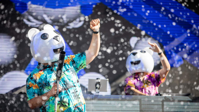 "Electric Polar Bears Drop Future House Single and Music Video ""SNOW"""