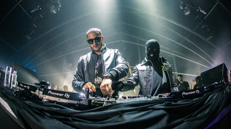 "Watch DJ Snake and Malaa Throw Down Massive ""Secret Room #2"" B2B DJ Set"