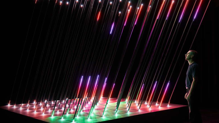 """London's Design Museum Reopens with Immersive """"Electronic: From Kraftwerk to The Chemical Brothers"""""""