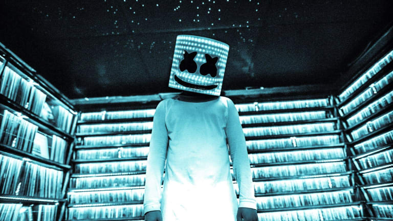 "Marshmello Cancels Forthcoming ""Joytime: Into the Melloverse"" Tour Due to COVID-19 Concerns"