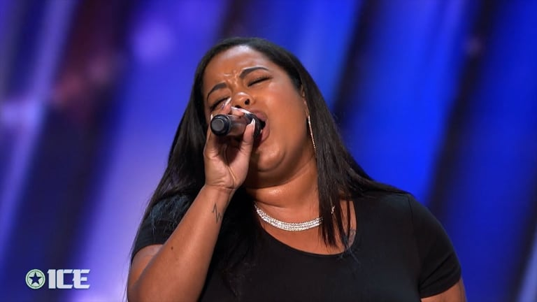 """Watch Shaquira McGrath Perform Jaw-Dropping Cover of Avicii's """"Wake Me Up"""" on America's Got Talent"""