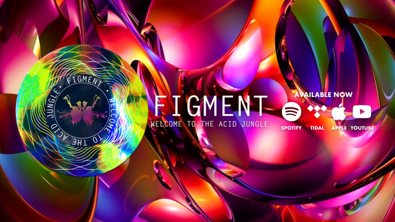 "Los Angeles Producer Figment Premieres First Single ""Welcome to the Acid Jungle"""