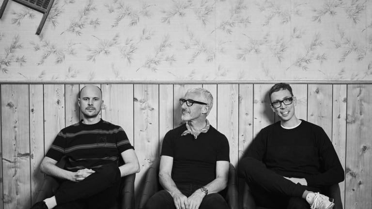 "Listen to Jono of Above & Beyond Sing on the Group's New Single, ""Diving Out Of Love"""