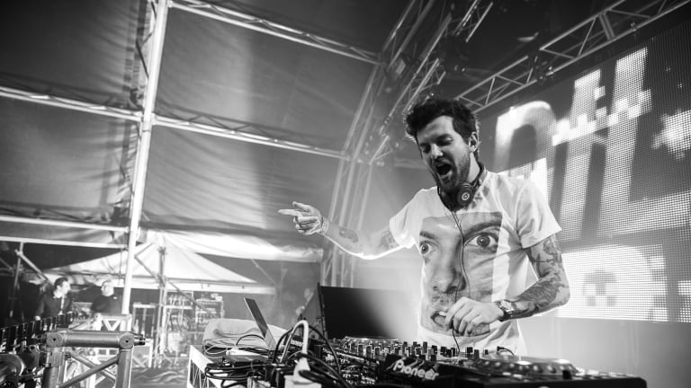 "Dance Into the Weekend with Dillon Francis' Eclectic ""Tomorrowland Friendship Mix"""