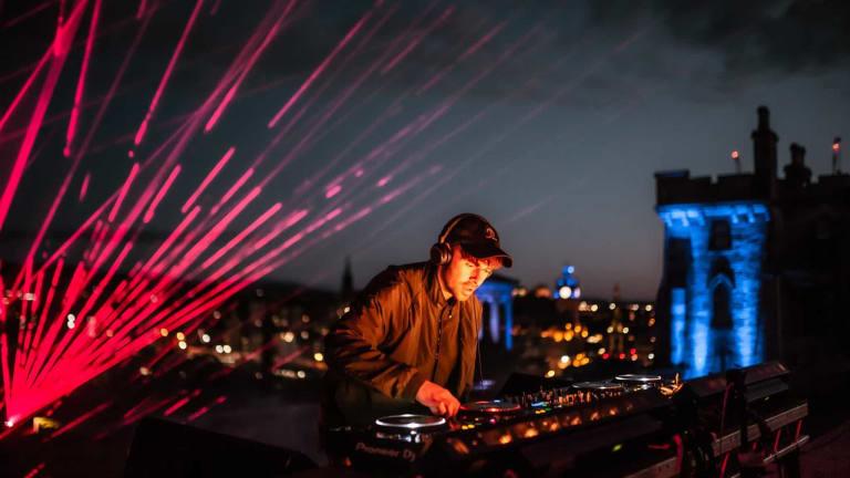 Watch Patrick Topping Play Mesmerizing Skyline Set Atop Scotland's Iconic Calton Hill