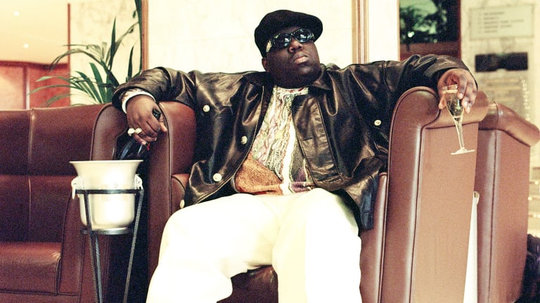 "Notorious B.I.G.'s Son Drops House Remix of Rapper's Legendary Single ""Big Poppa"""