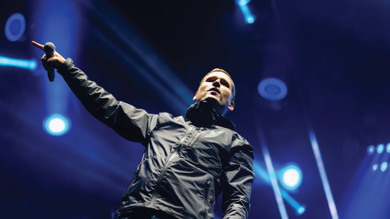 Kaskade Announces California Drive-In NYE Event