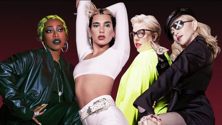 "The Blessed Madonna Drops Momentous Remix for Dua Lipa, Talks ""Subversive Women in Pop Music"""