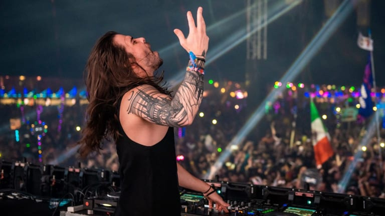 Seven Lions is Releasing an EP of Old School Trance Remixes of His Classics