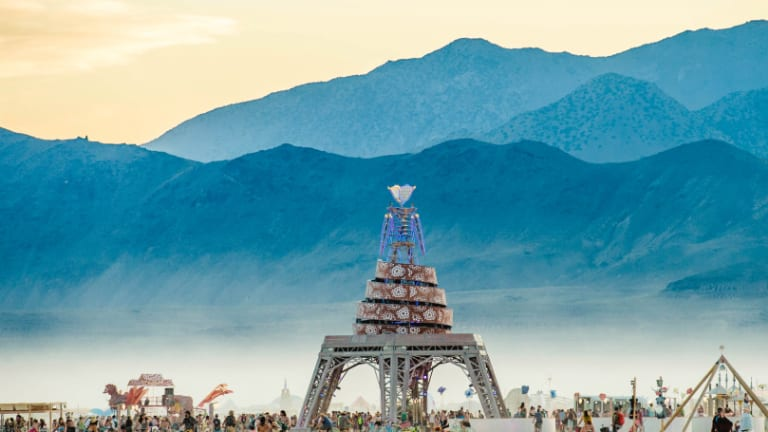 Burning Man is Selling Sculptures, Paintings, and NFTs to Stay in Business: Report