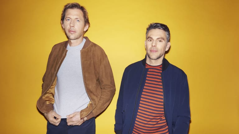 """Groove Armada Announce First Album in 10 Years and Drop New Single """"Lover 4 Now"""""""