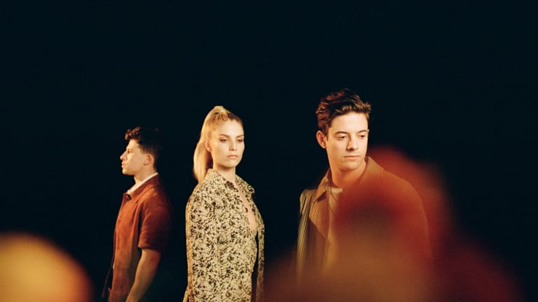 "London Grammar Return with New Single ""Baby It's You"" Produced by George FitzGerald"