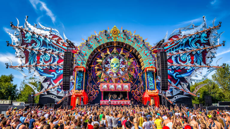 """Mysteryland """"Lets Get High"""" Virtual Festival Will Feature DJs Performing from Hot Air Balloons"""