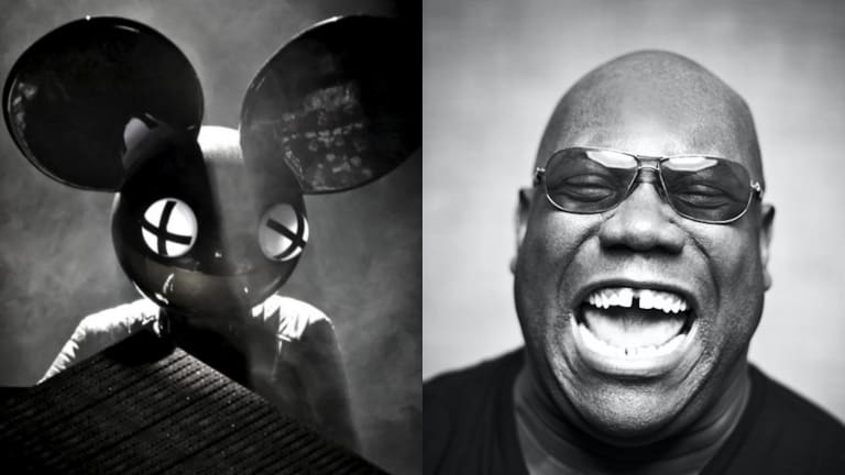 "Carl Cox and deadmau5 Are Being Interviewed Live on Spin's ""Kat Calls""—Watch Now"