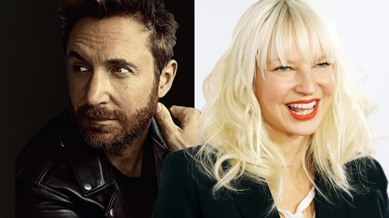 """David Guetta and Sia Unveil 80's-Inspired Synthwave Track """"Let's Love"""""""
