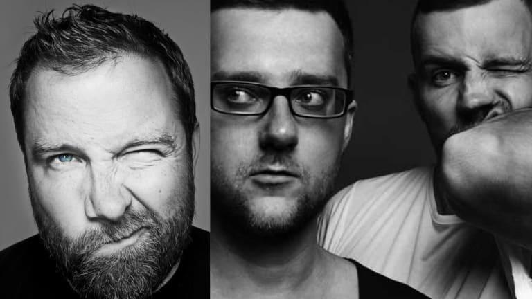 "Claude VonStroke and Catz 'n Dogz Drop Eclectic New EP ""RAGGADAGGA"""