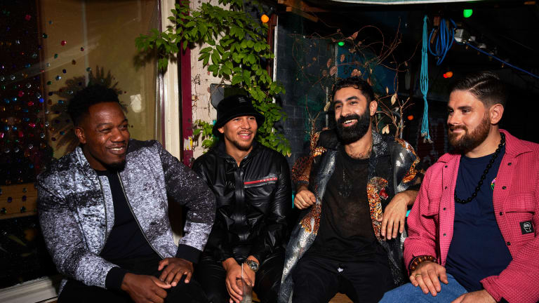 "Rudimental Enlist Anne-Marie and Tion Wayne for Infectious Single ""Come Over"""
