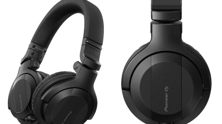 Pioneer Raises the Bar for Affordable Quality Headphones with HDJ-CUE1