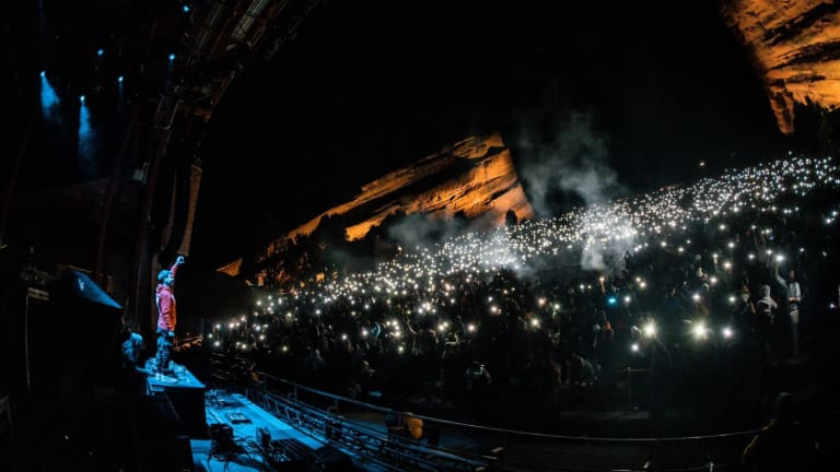 Red Rocks Amphitheatre Planning for Concerts in April With Vastly Reduced Capacity