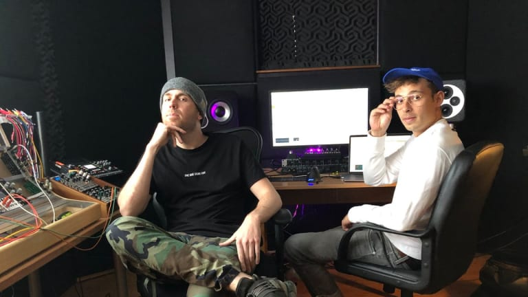 Massive Charity Compilation to Feature New Collaboration by Flume and EPROM