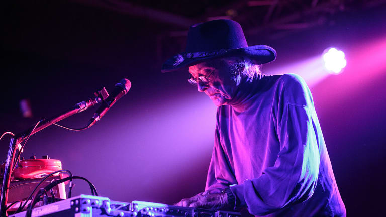 Simeon Coxe, Synth Pioneer and Electronic Music Legend Behind Silver Apples, Dead at 82