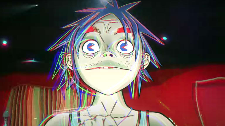 "Gorillaz Announce Virtual ""Song Machine Live"" Broadcast, First Performance in Two Years"