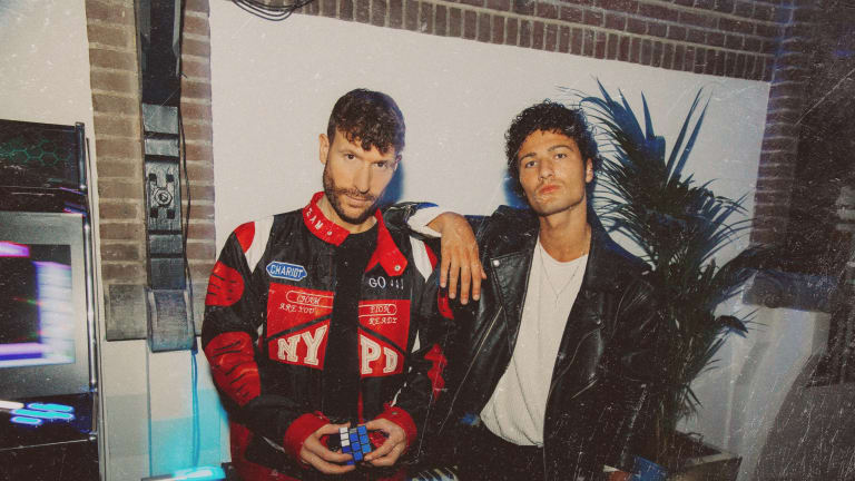 """Don Diablo and Denzel Chain Launch 80's-Inspired """"Camp Kubrick"""" Project with New Single """"Johnny's Online"""""""