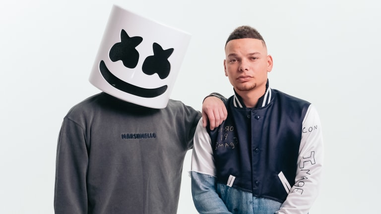 Well, Marshmello Has Nabbed a CMT Award Nomination