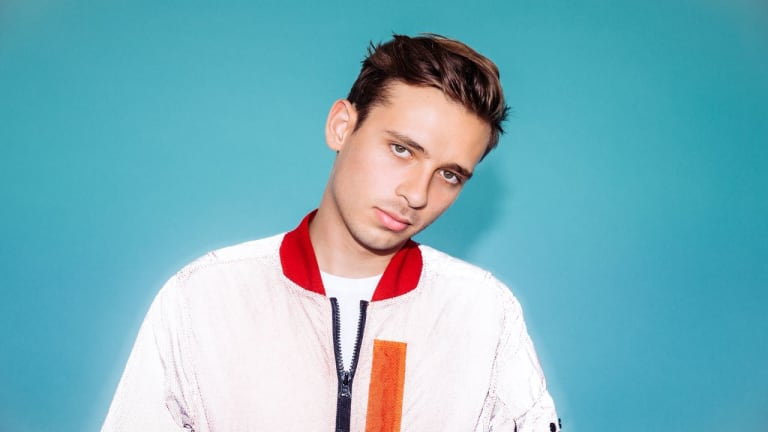 Watch Flume Tease a New Unreleased Track on Instagram