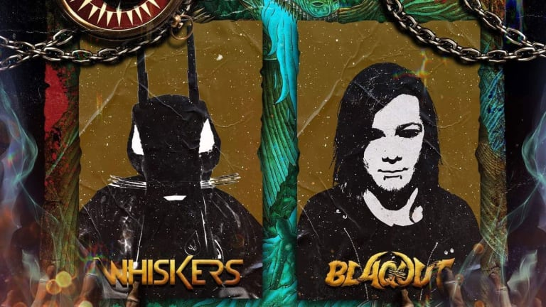 "WaterShip Recs Label Head WHISKERS Releases Speaker-Melting ""Dubstep Never Die"" With BLAQOUT"