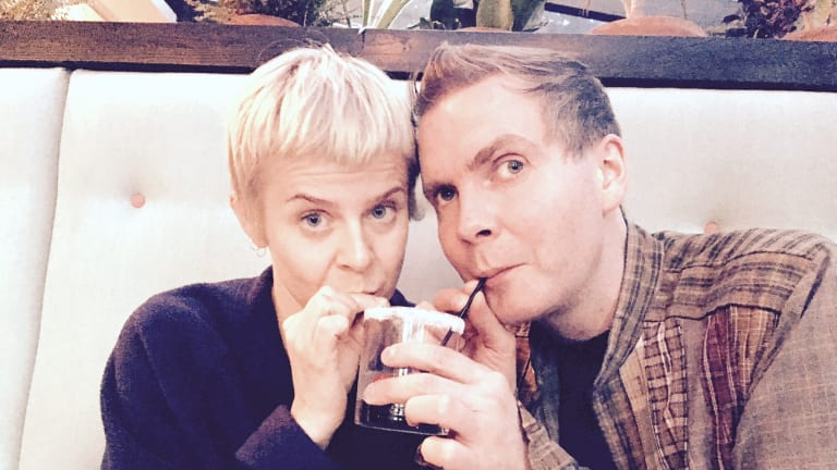 "Listen to a Preview of Robyn's Upcoming Collaboration With Jónsi, ""Salt Licorice"""